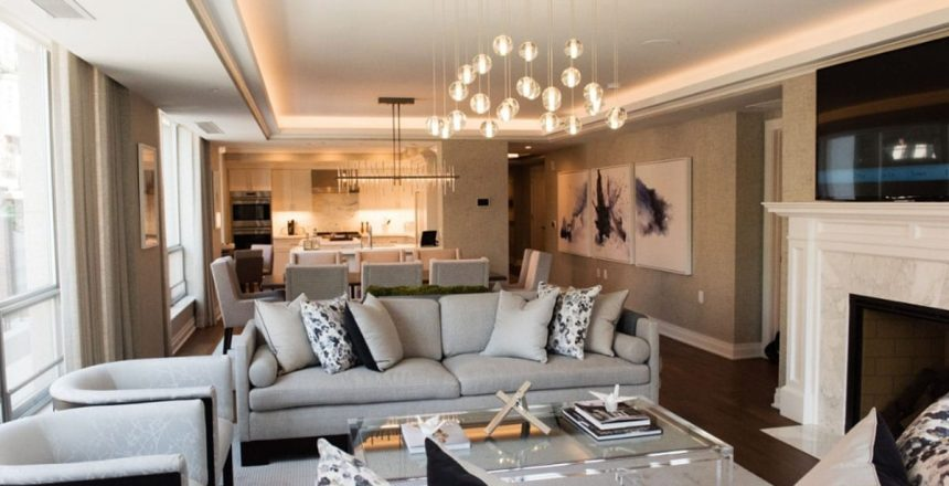A Taste of Manhattan in Bethesda - Swedroe Residential Architecture