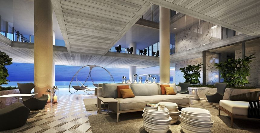 Turnberry Ocean Club - Swedroe Architecture