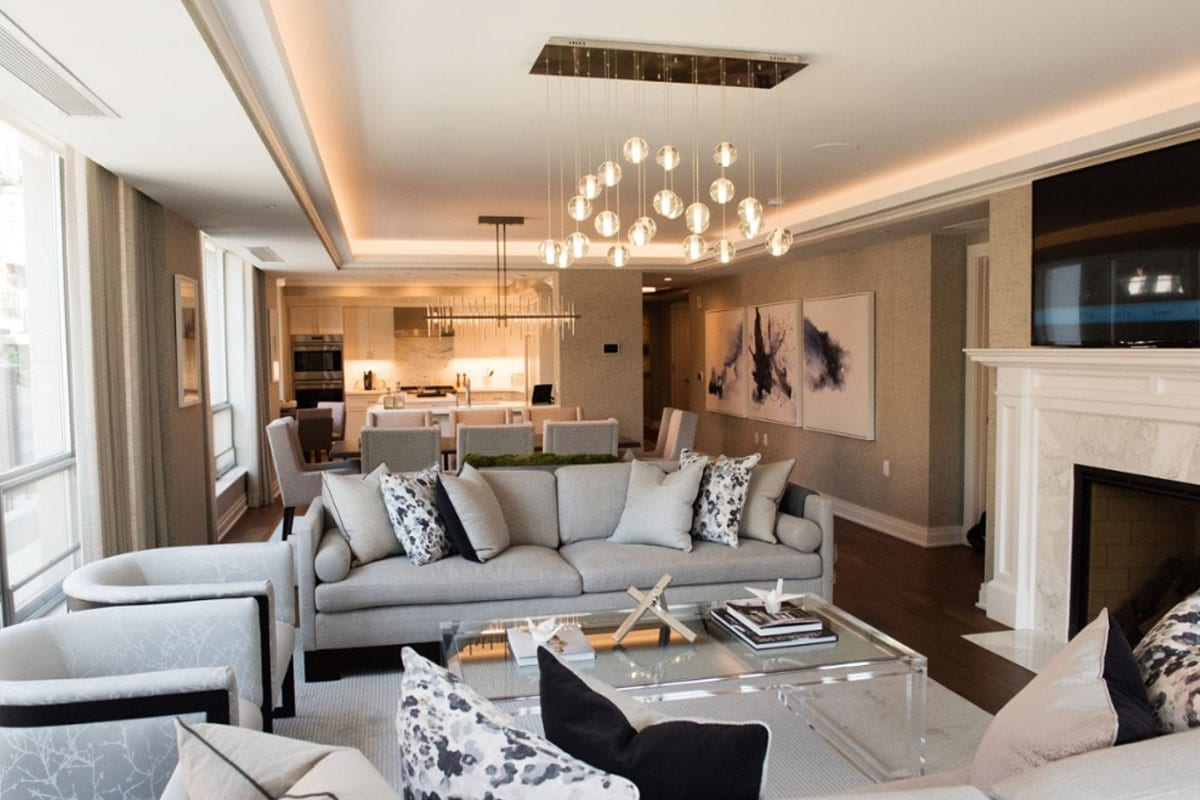 A Taste of Manhattan in Bethesda – Swedroe Residential Architecture
