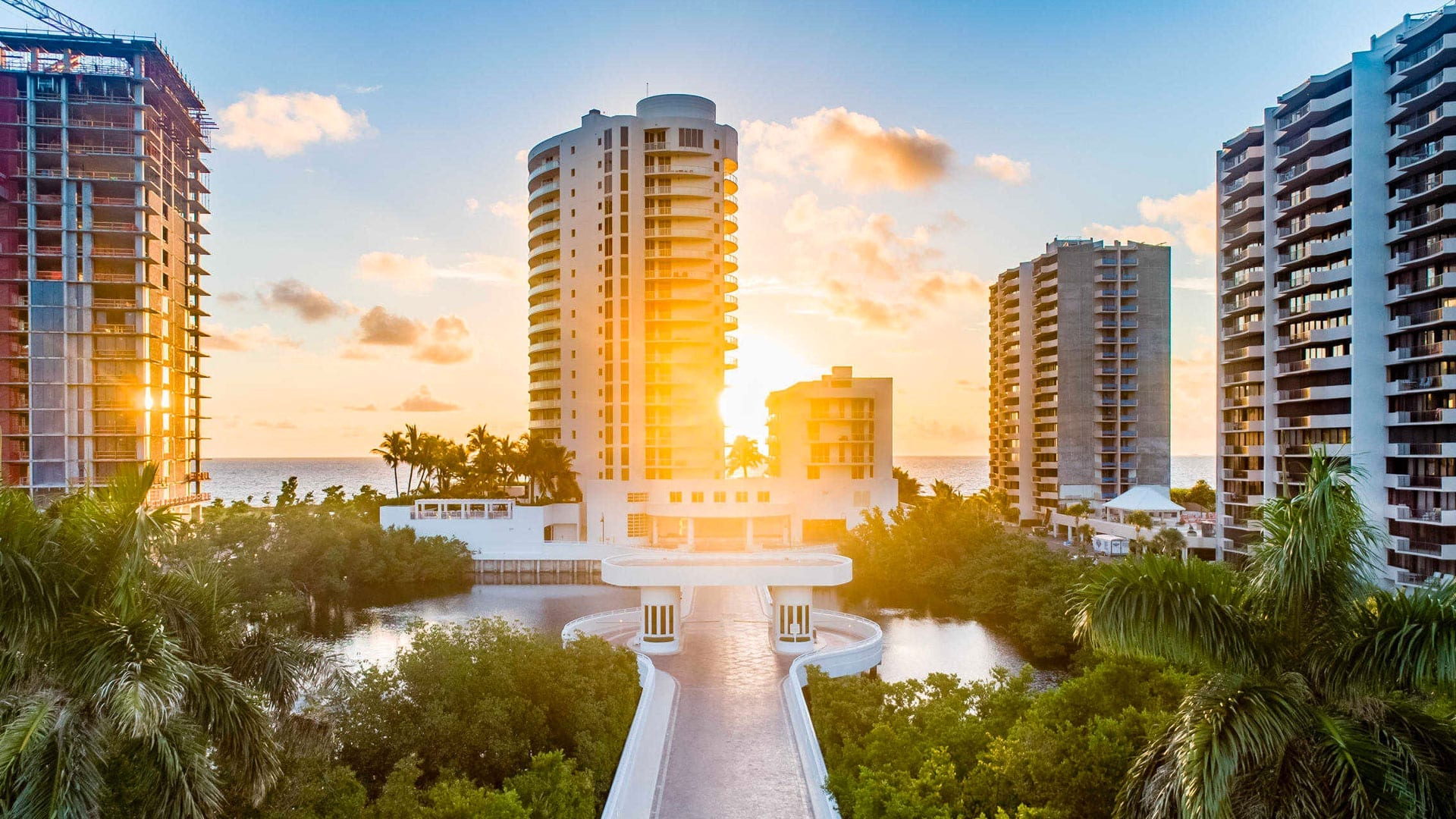Beach Front at Singer Island Luxury Residences – Swedroe Architecture