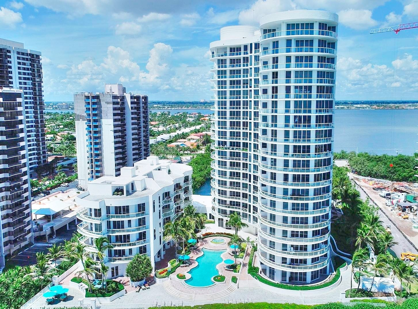 Beach Front at Singer Island Luxury Residences - Swedroe Architecture